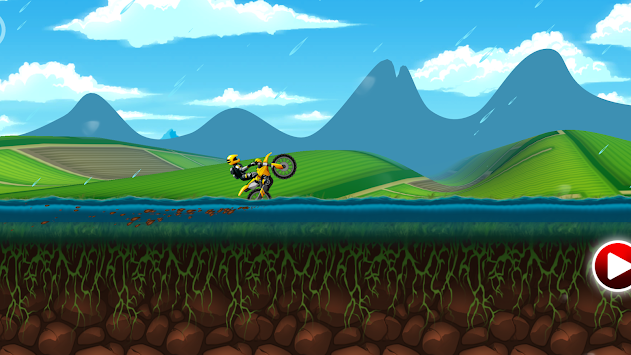 Zabava Kid Racing - Motocross APK screenshot thumbnail 16