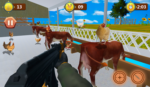 Chicken Shooter Hunting 1.2 screenshots 19