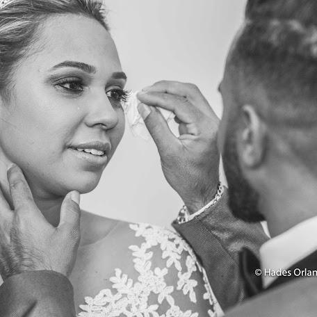 Wedding photographer Hades Orlandi (hadesorlandi). Photo of 07.02.2018