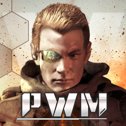 Project War Mobile - online shooter action game Icon