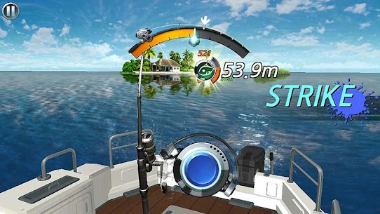 Fishing Hook Apk MOD (Unlimited Money) 6