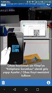 Kitapi QR- screenshot thumbnail