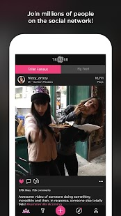 Triller - Video Social Network- screenshot thumbnail