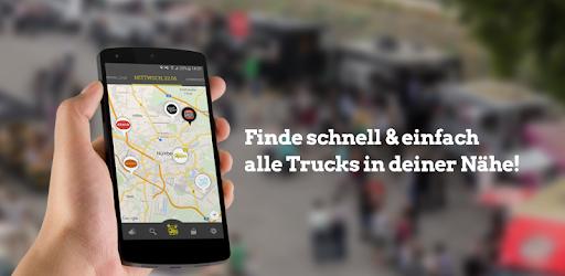 Foodtrucks app (apk) free download for Android/PC/Windows screenshot