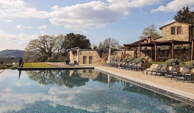 Villa avec jardin et terrasse Montalbuccio 43