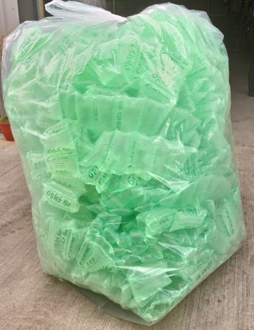 氣墊成品包裝圖