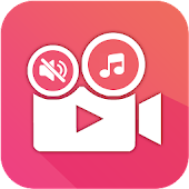 Video Sound Editor: Add Audio, Mute, Silent Video