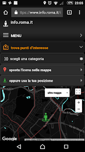 info.Roma.it- screenshot thumbnail