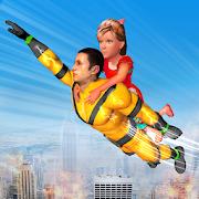 Light Speed Robot Hero Rescue Mission