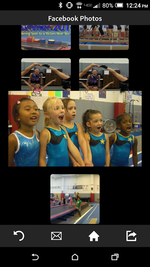 The Victors Gymnastics- screenshot