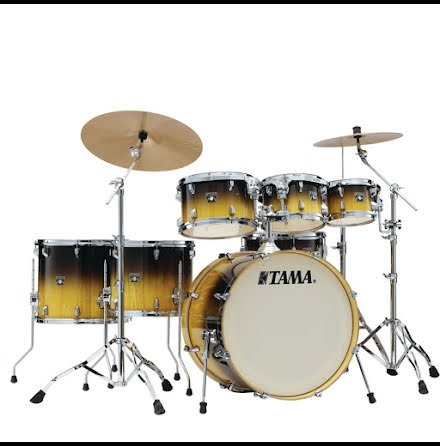 Tama Superstar Classic Exotic - CL72RSP-GLP - Gloss Lacebark Pine Fade