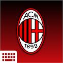 AC Milan Official Keyboard icon