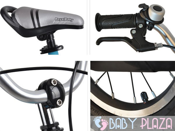 Xe đạp Royal Baby B-7 8