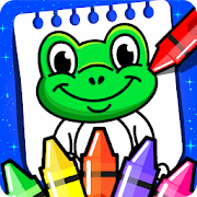 Coloring Games : PreSchool Coloring Book for kids - Apps ...