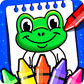 Coloring Games : PreSchool Coloring Book for kids