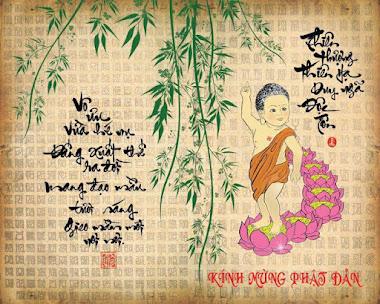 Đêm Khánh Đản – Tác giả Phạm Mạnh Cương (video clip)