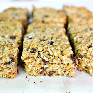 Fit & Frugal Granola Bars