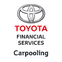 Toyota Financial Services Carpooling icon