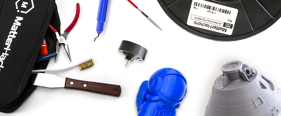 Tools of the Trade for Every 3D Print Master