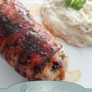 The Housewife Diary Chicken Cordon Bleu