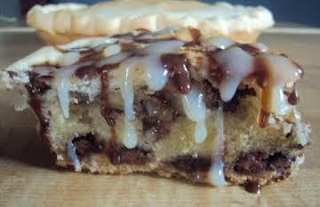 Sky High Cookie Pie