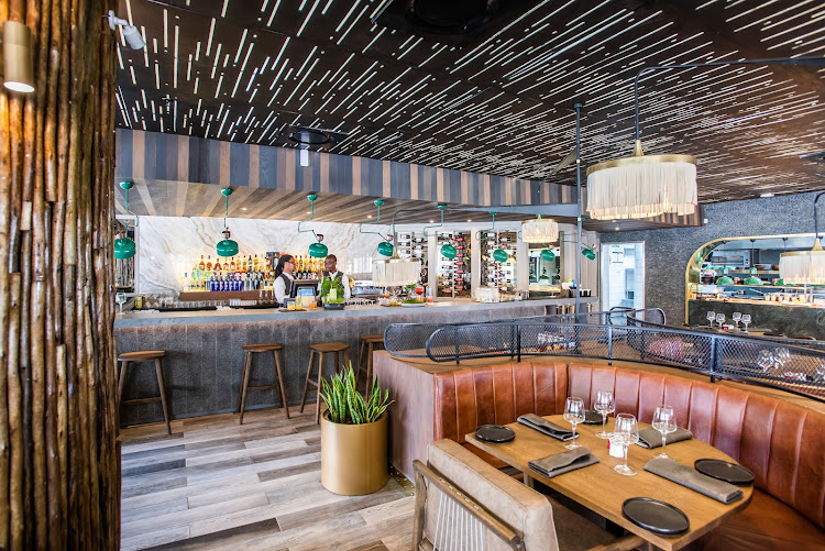 Urban Moyo: a slice of African cuisine in Sandton\'s concrete ...