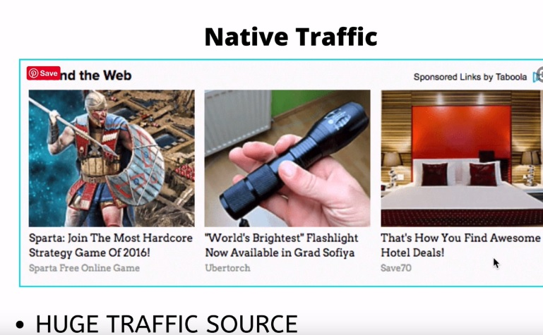 Native traffic