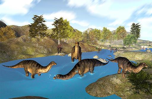 Dino Attack Simulator