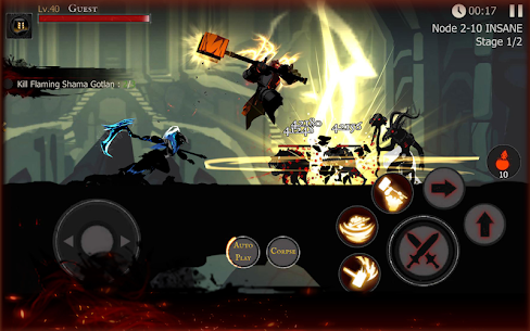 Shadow of Death: Dark Knight – Stickman Fighting 5