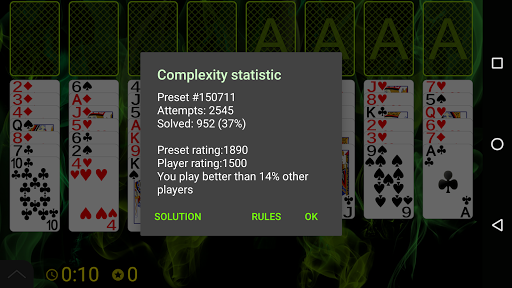 Freecell Solitaire 5.0.1792 screenshots 7
