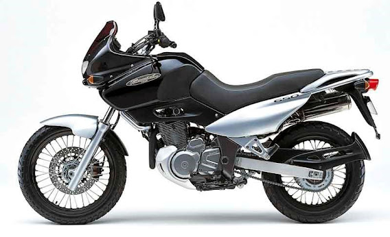 suzuki XF 650 Freewind-manual-taller-despiece-mecanica