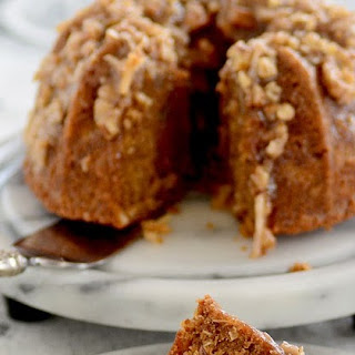 Biscoff Cookie Coffee Cake