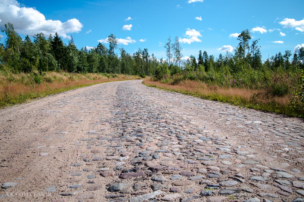 Финская дорога становится шире