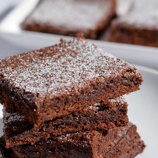 Gluten Free Mascarpone Brownies Recipe