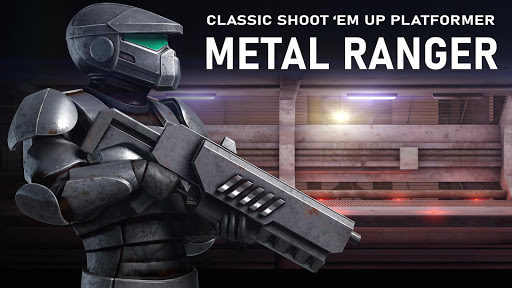 Metal Ranger. 2D Shooter androidiapk screenshots 1
