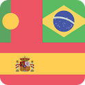 Portuguese Spanish Offline Dictionary & Translator icon