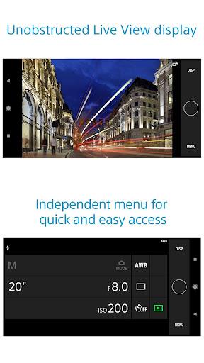 Imaging Edge Mobile 7.4.0 Screenshots 3