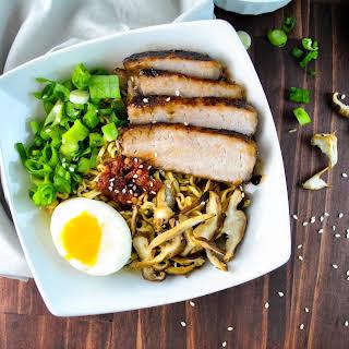 Pork Ramen.