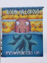 Photo: Artwork from Justin Hillgrove of ImpsandMonsters.com Thank you Justin!
