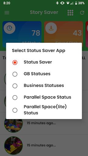 Status Saver: Video and Photo Status Downloader 2.9 screenshots 2