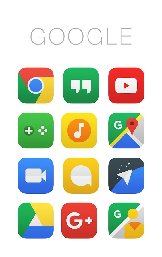 OS X 11 - Icon Pack- screenshot