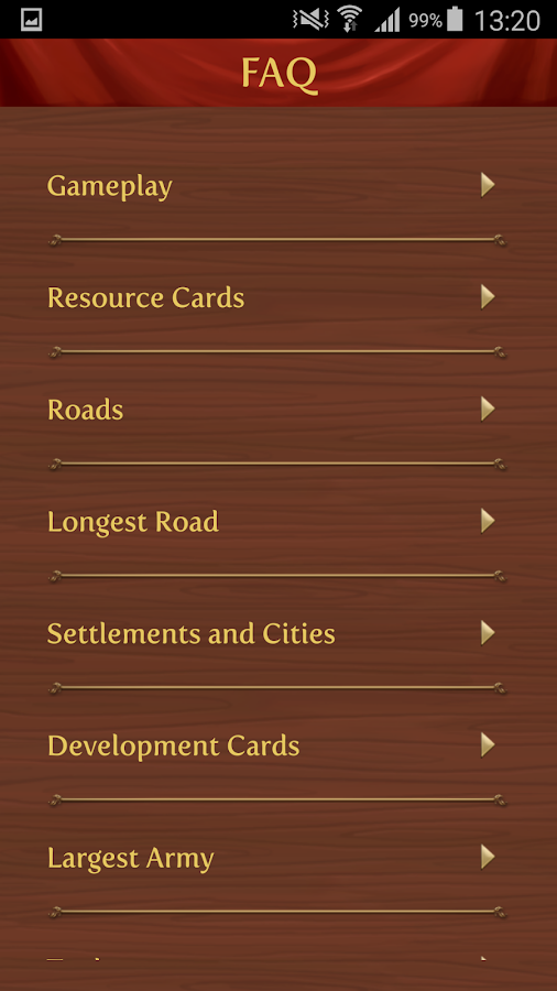 Catan Game Assistant- screenshot