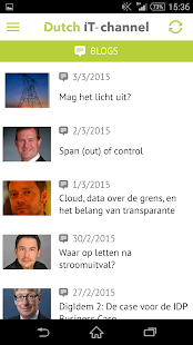 Dutch IT Channel: miniatuur van screenshot