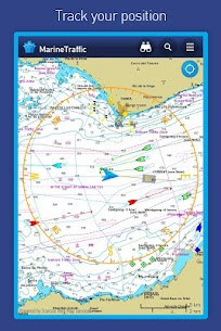 MarineTraffic ship positions 5