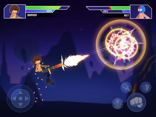Galaxy of Stick: Super Champions Hero screenshots 6