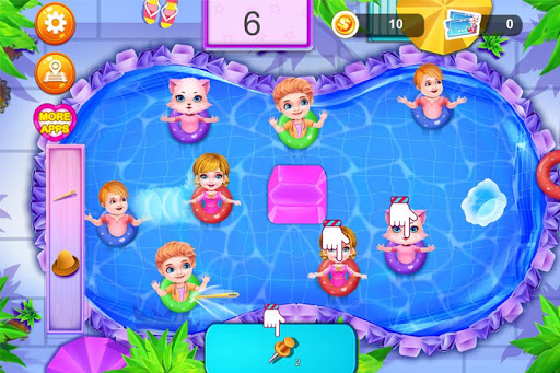 Happy Pool Park android2mod screenshots 2