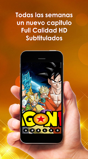 Dragon Ball Super - La Serie 1.0.1 screenshots 2