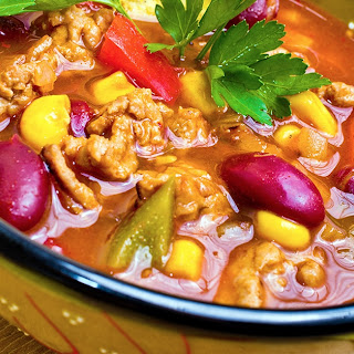Mexican Taco Soup.