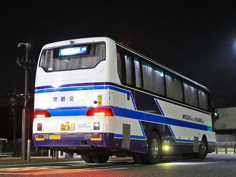 宮崎交通「福岡~延岡・宮崎 夜行線」 ・430 山田SAにて_02