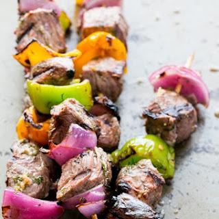Tender Beef Kabobs (Shashlik).